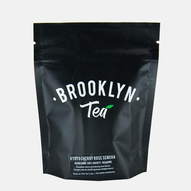 Brooklyn Tea KyotoCherry Rose Sencha